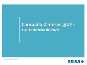 thumbnail of ASISA Campaña 2 meses gratis
